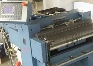 Bograma BS Multi 750 Servo  Die Cutting
