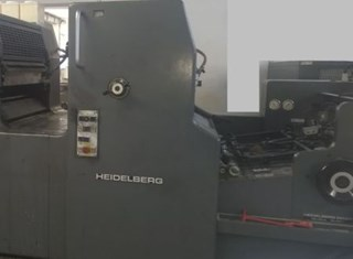 Heidelberg MOZ-P Sheet Fed