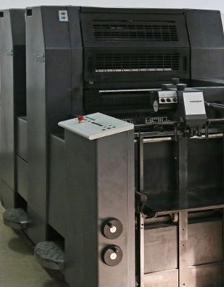 Heidelberg SM 52-2 P + Sheet Fed