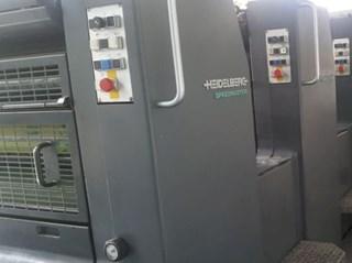 Heidelberg Speedmaster SM 74-4-P3 Sheet Fed