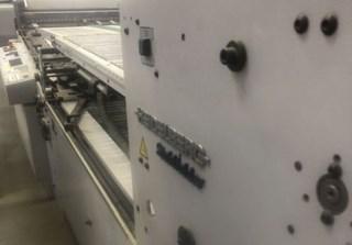 Heidelberg Stahlfolder KD 78/4 KL-RD round feeder Folding machines