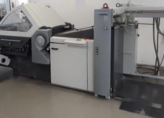 Heidelberg Stahlfolder KH78-4KTL Folding Machines