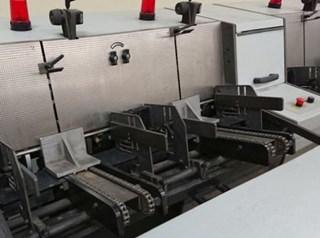 Heidelberg Stitchmaster ST 100 Cosedoras embuchadoras; Encoladoras / Fresadoras