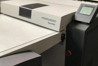 Heidelberg Topsetter 74 (Screen PT-R 4000 - 32 diodes) CTP-Systems
