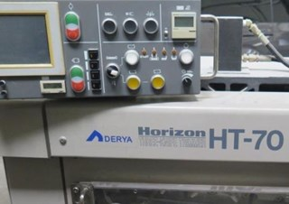 Horizon HT-70 three knife trimmer Guillotinas trilaterales