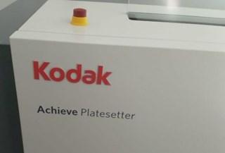 Kodak Achieve T400 - CTP CTP-Systems