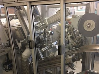 Polar DCC-M - die cutting (punching) for labels