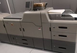 Ricoh C 751 - Heidelberg Linoprint Digital Printing
