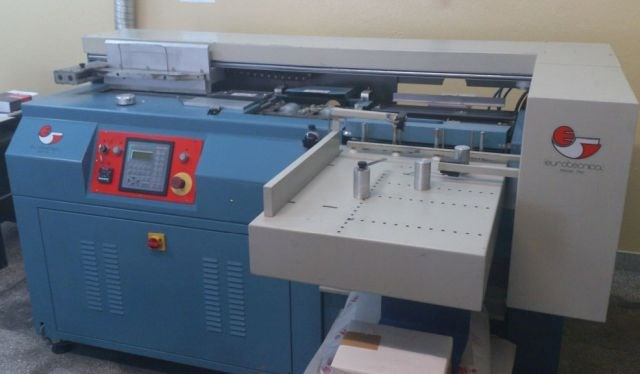 Show details for Eurotecnica 436 Matic - perfect binder
