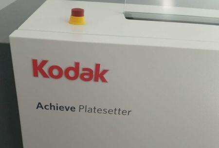 Show details for Kodak Achieve T400 - CTP