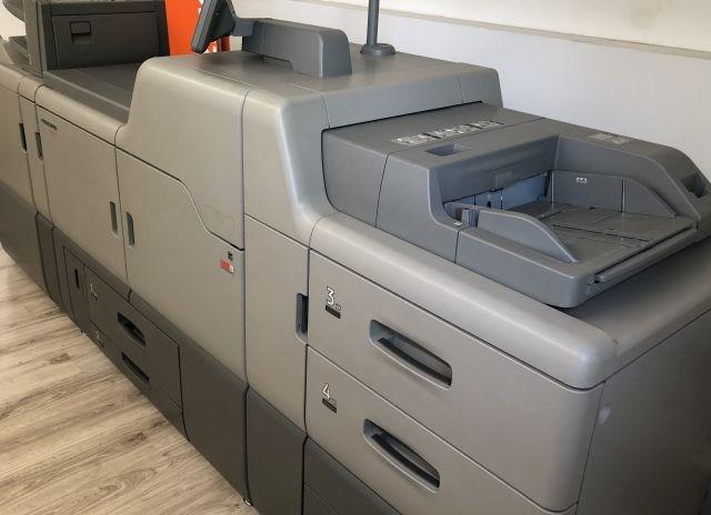 Show details for Ricoh C 751 - Heidelberg Linoprint