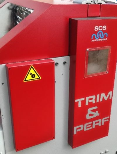 Show details for SCS  AUTOMABERG Trim & Perf TP 600
