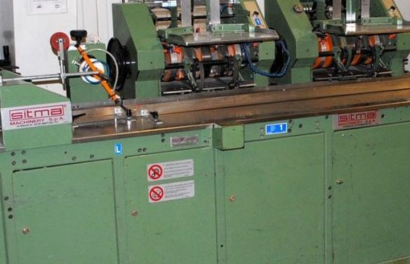 Show details for Sitma C-905 wrapping and inserting system