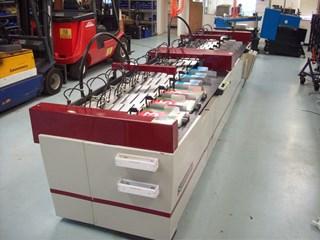 Setmasters 7/14 Station A2/A3 Setmaster Collator  Collators
