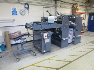 Autobond Compact 52 T Laminating and coating