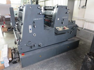 Heidelberg GTOZ 52 Sheet Fed