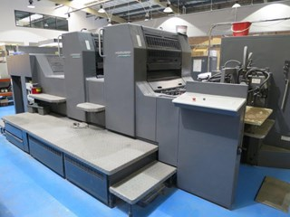 Heidelberg SM 74-2PH Sheet Fed