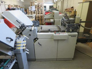 Stahl Ti 52/4 - Fi 52.1 Proline Folding Machines