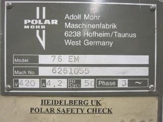Polar 76 EM