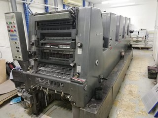 HEIDELBERG GTOFS 52 Sheet Fed
