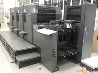 HEIDELBERG PM 74 4 Sheet Fed