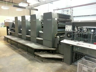 HEIDELBERG SM 102 4P3 Sheet Fed