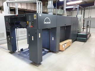 MAN ROLAND 700 LV Sheet Fed