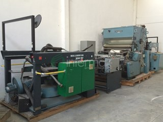BILLHOFER CKM-1200 Laminating and Coating
