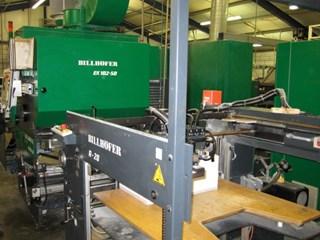 BILLHÖFER EK 102-50 Laminating and coating