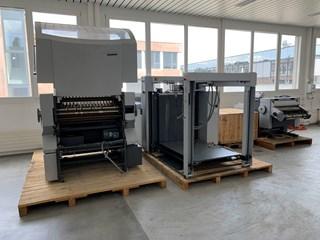 Heidelberg STAHLFOLDER KH 82/78-6KTL      Folding Machines