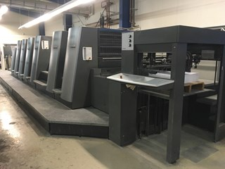 Heidelberg SPEEDMASTER CD 74-6-P3+LX-(C)   Sheet Fed