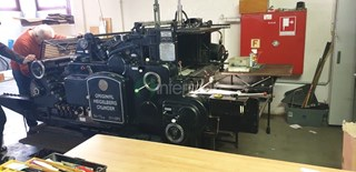 Heidelberg OHZ S Die Cutters - Automatic and Handfed