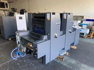 Heidelberg Printmaster PM 52-2+ Sheet Fed