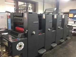 Heidelberg PRINTMASTER PM 52-4+ Gebrauchte Bogenoffsetmaschinen