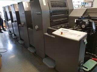 Heidelberg Printmaster PM 52-5 Sheet Fed