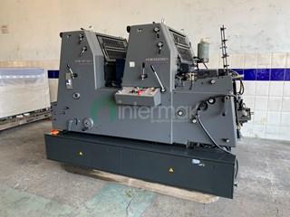 Heidelberg Printmaster GTO 52-2-P+       Sheet Fed