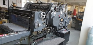 HEIDELBERG SBB Die Cutters - Automatic and Handfed