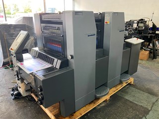HEIDELBERG SPEEDMASTER SM 52-2+ Sheet Fed