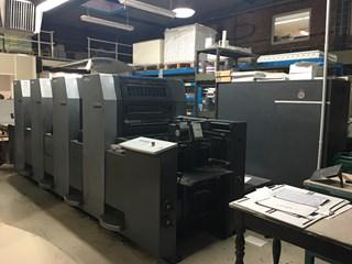 Heidelberg Speedmaster SM 52-4 P 单张纸胶印机