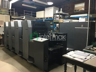 HEIDELBERG SPEEDMASTER SM 52-4-P Sheet Fed