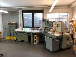 POLAR 115 EMC-MONITOR   切纸机