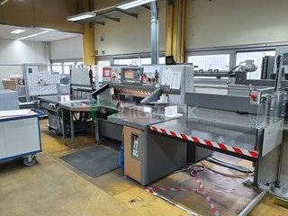 Polar 137 XT-AT PACE Guillotines/Cutters
