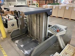 Polar PW-4-ABV Pile Turner / Elevator