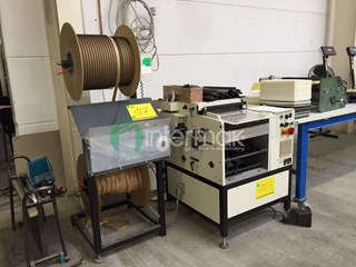 RENZ RSB 360 - SU 700 Wire-O and Spiral Binding