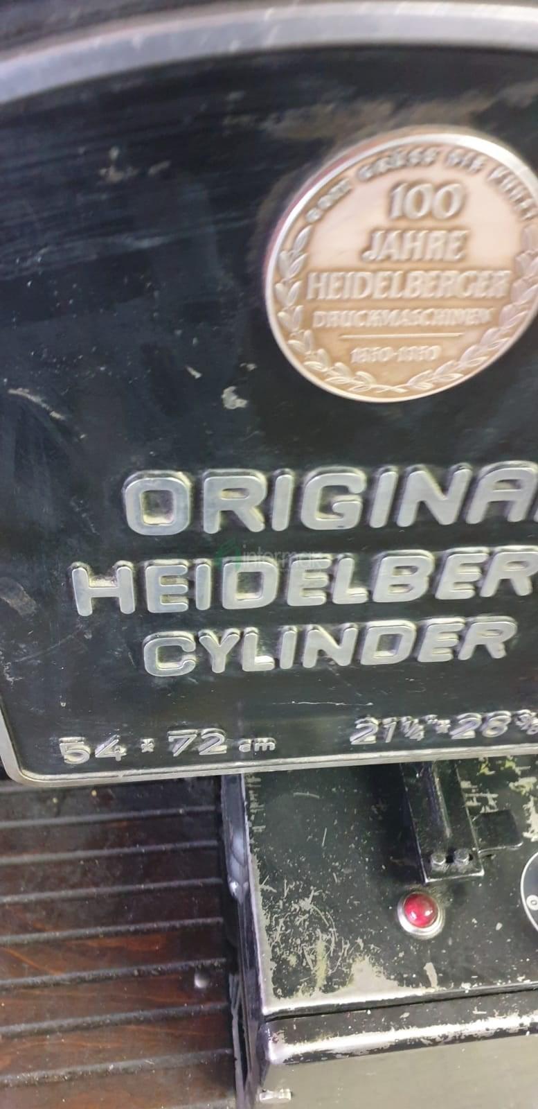 Heidelberg OHZ S