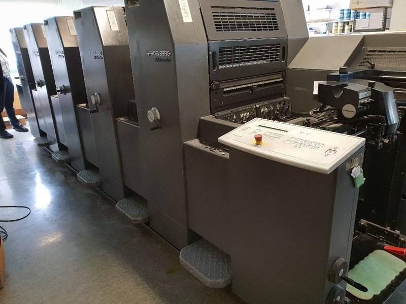 Show details for Heidelberg Printmaster PM 52-5