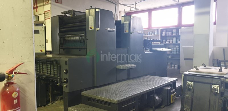 Show details for Heidelberg Printmaster PM 74-2-P