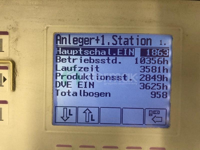 HEIDELBERG STAHLFOLDER KH 82/78-4KTL