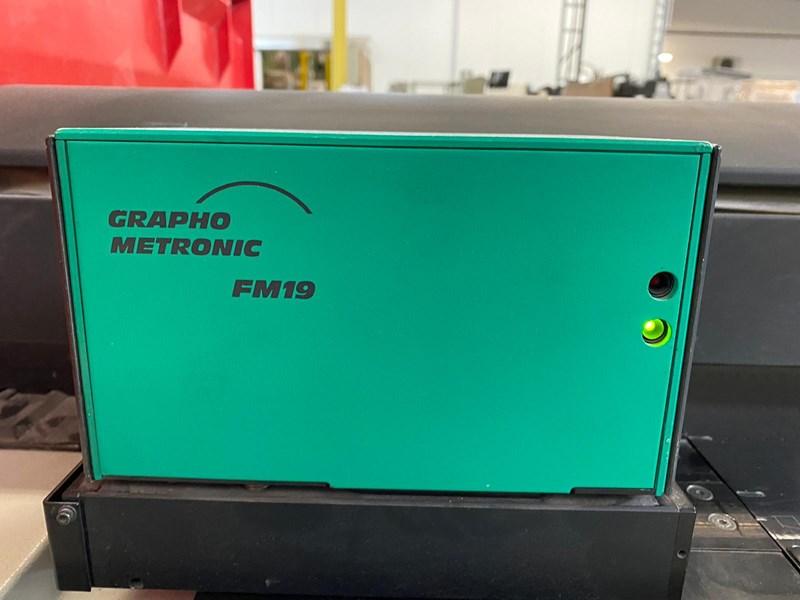 Man Roland R 705 3B LV UV with Inline Foiler