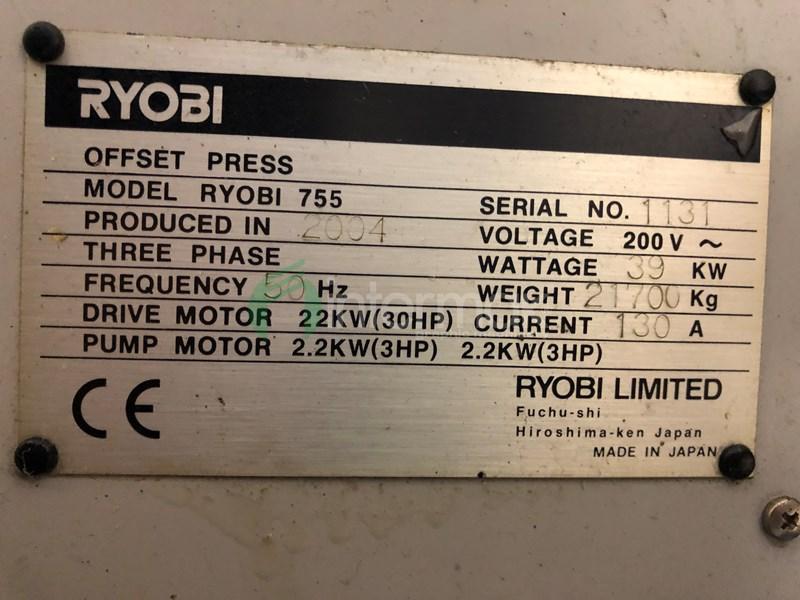 RYOBI 755 (S Type)